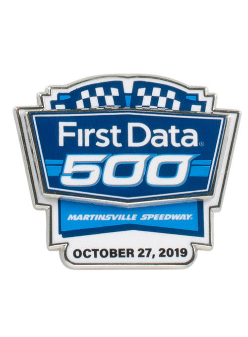 2019 First Data 500 Layered Hatpin