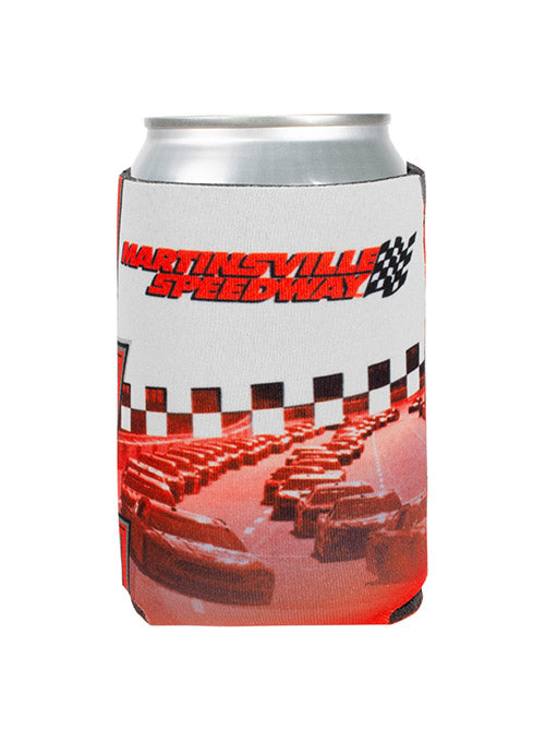 Martinsville Speedway 12oz. Photo Can Cooler