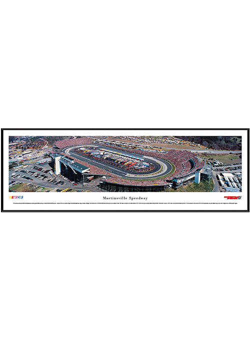 Martinsville Speedway Standard Frame Panoramic Photo