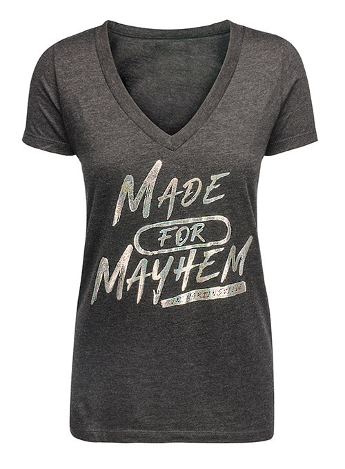 Ladies Made For Mayhem T-Shirt