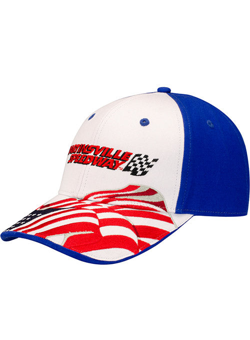 Martinsville Speedway Patriotic Structured Hat