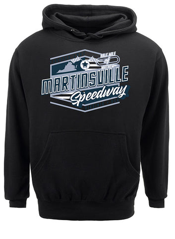 Ladies 2019 Martinsville Speedway Event Logo 3/4 Sleeve T-Shirt