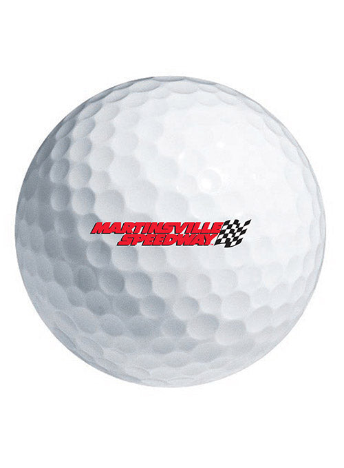 Martinsville Speedway Golf Ball