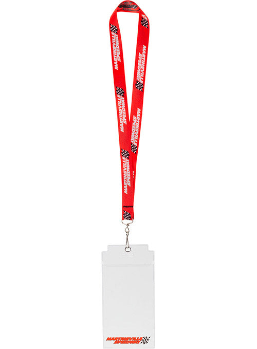 Martinsville Speedway Half Mile of Mayhem Credential Holder