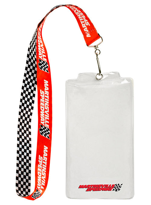 Martinsville Speedway Credential Holder
