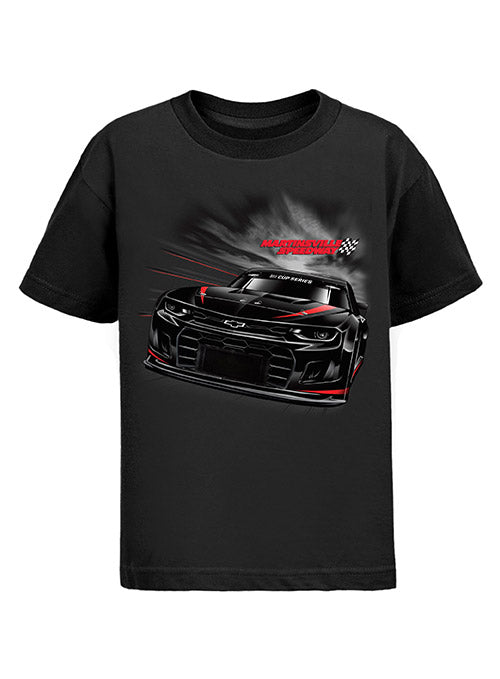 Youth 2021 Martinsville Speedway Ghost T-Shirt