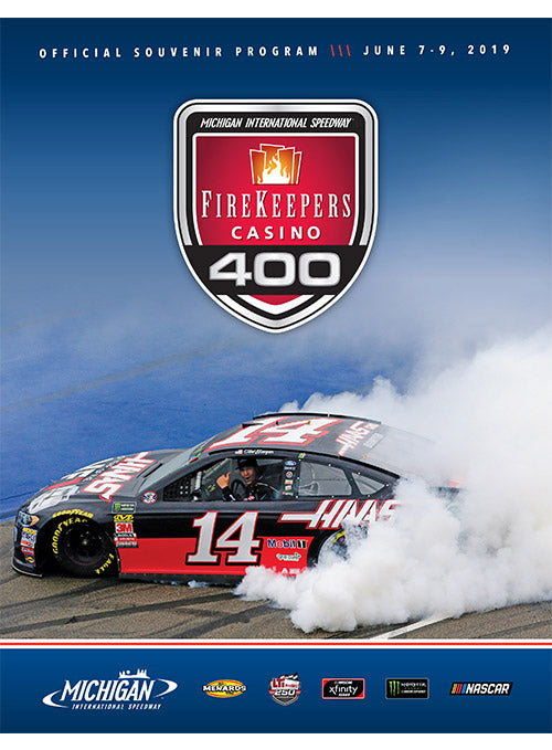 2019 FireKeepers Casino 400 Program