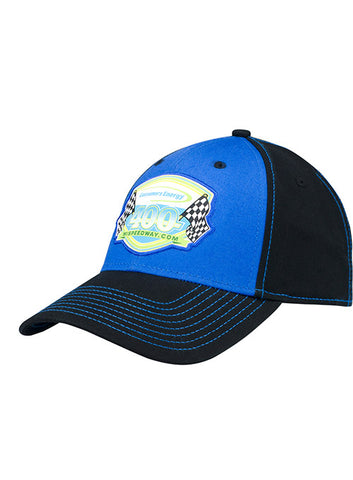 Michigan International Speedway American Flag Hat