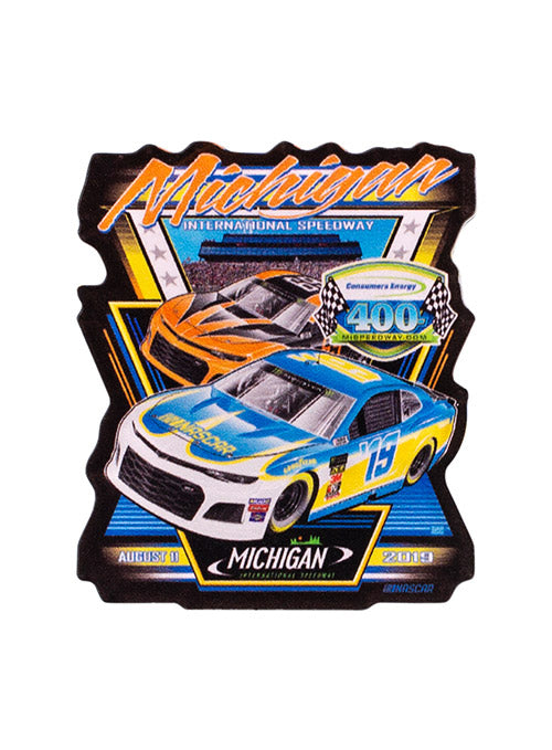 2019 Consumers Energy 400 Acrylic Magnet