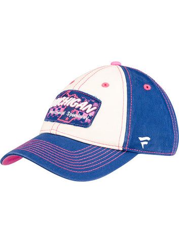 Ladies New Era Kansas Speedway Slouch Hat