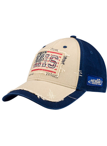 Michigan International Speedway Straw Cowboy Hat