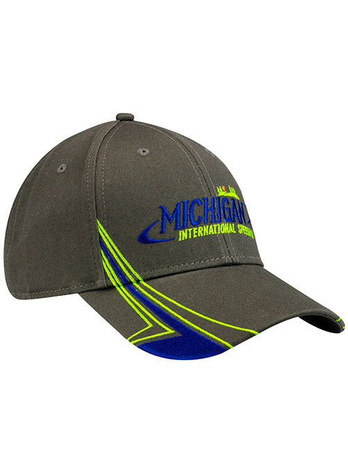 Michigan International Speedway Charcoal Hat