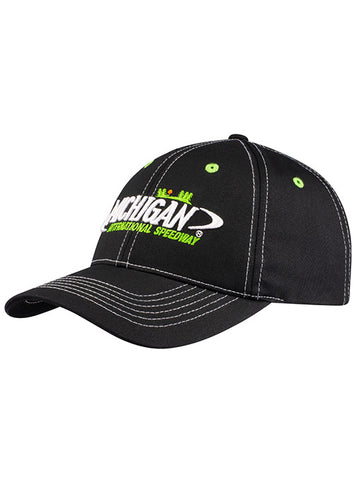 Michigan International Speedway Camouflage Hat