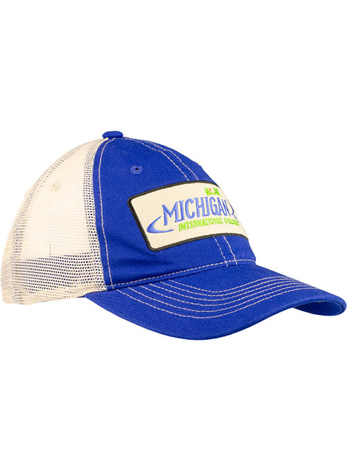 Michigan International Speedway Trucker Hat