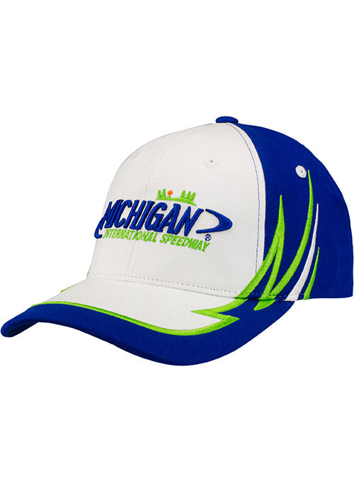 Michigan International Speedway Flex Fit Hat