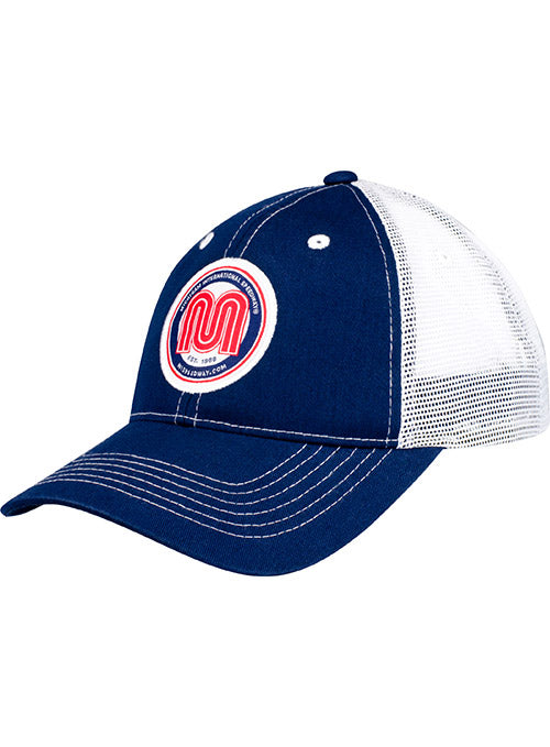 Michigan International Speedway Retro Trucker Hat