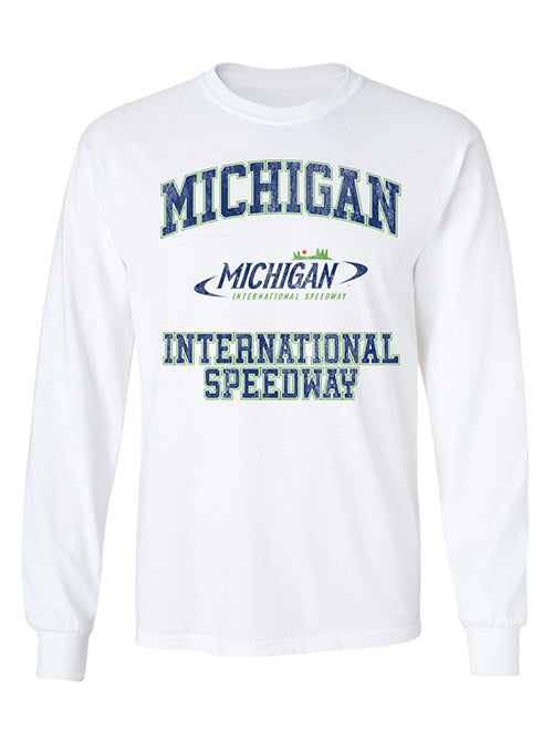Michigan International Speedway Long Sleeve T-Shirt