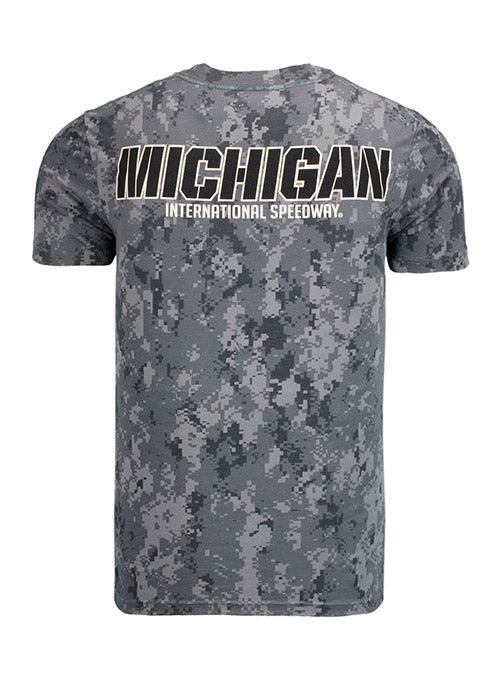 Michigan International Speedway Digital Camo T-Shirt