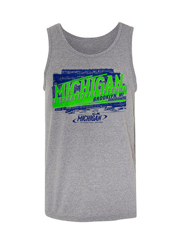 Michigan International Speedway Americana Car T-Shirt