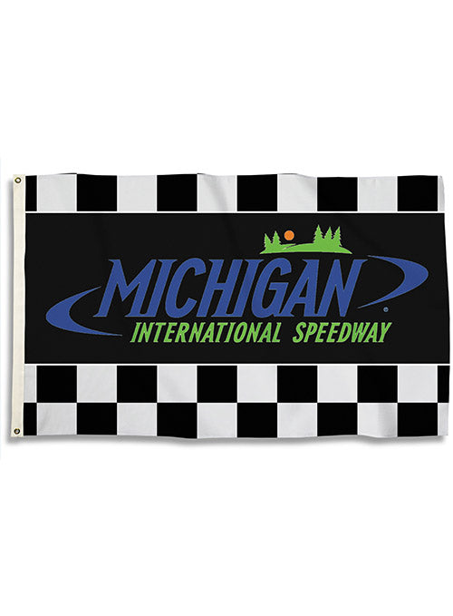Michigan International Speedway 3' x 5' Flag