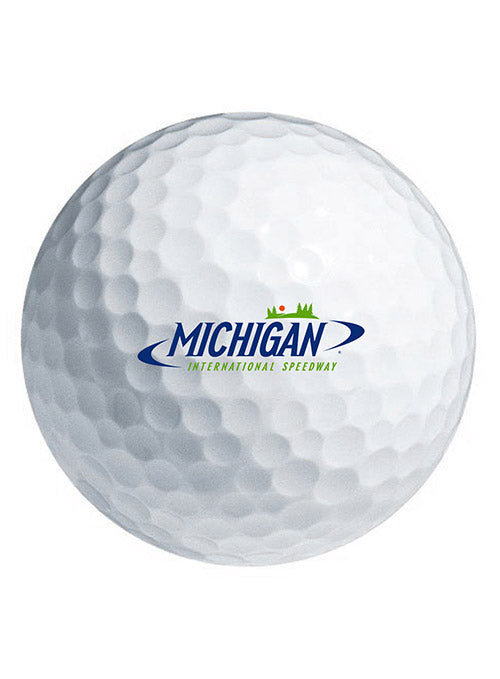 Michigan International Speedway Golf Ball