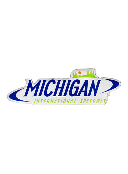 Michigan International Speedway Acrylic Magnet