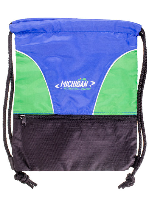 Michigan International Speedway Cinch Bag