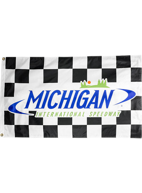 Michigan International Speedway Checkered Flag