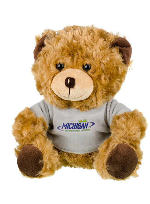 Michigan International Speedway Teddy Bear