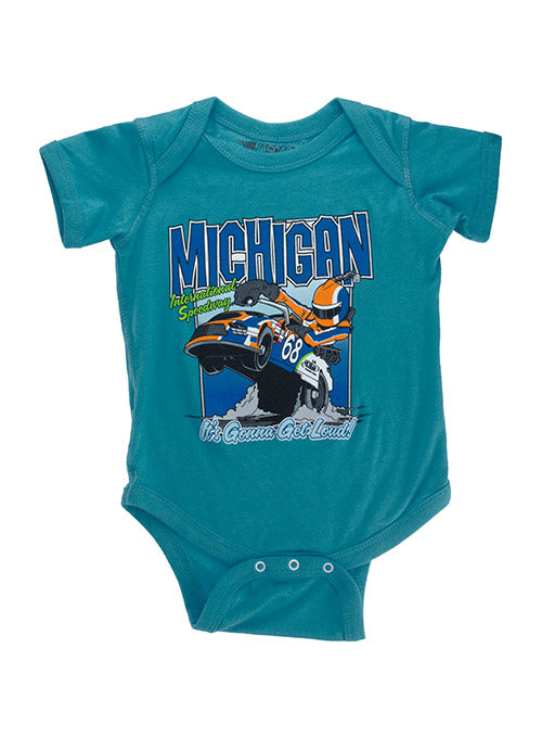 Michigan International Speedway Onesie