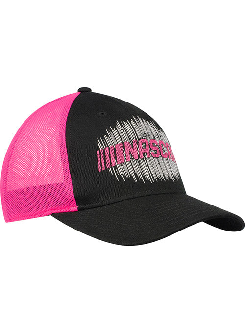 Ladies NASCAR Trucker Hat