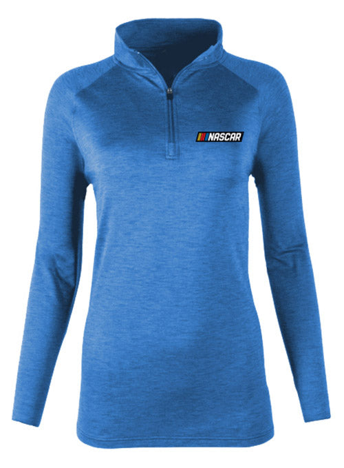 Ladies NASCAR Half Zip Jacket