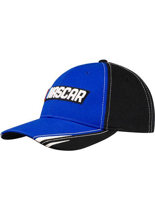 NASCAR Striped Bill Hat