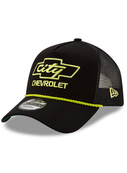 New Era City Chevrolet Vintage A-Frame Trucker Hat