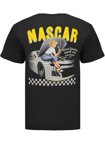 Youth 2019 Auto Club 400 5-Wide Event T-Shirt
