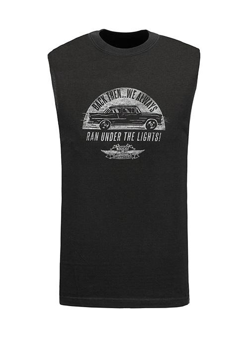 NASCAR Under The Lights Muscle T-Shirt