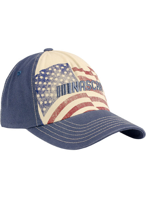 NASCAR Americana Hat & T-Shirt Bundle