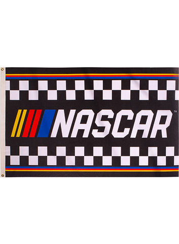 NASCAR 7 Piece Flag Set