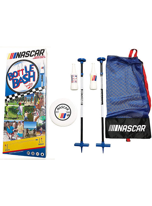 NASCAR Bottle Bash Game Set