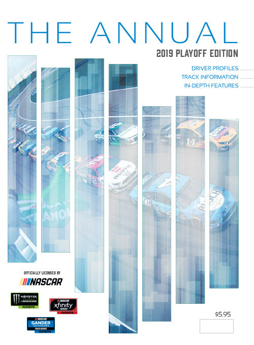 2019 NASCAR Playoff Annual