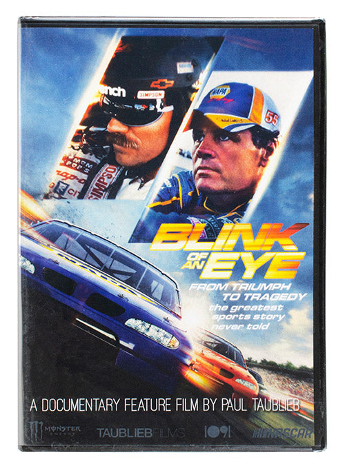 Blink of an Eye DVD
