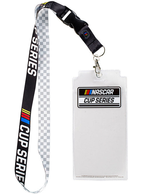 Cup Series Credential Holder