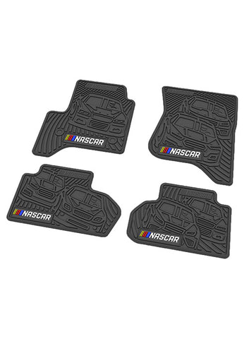 NASCAR Ford F-150 Floor Mat Set
