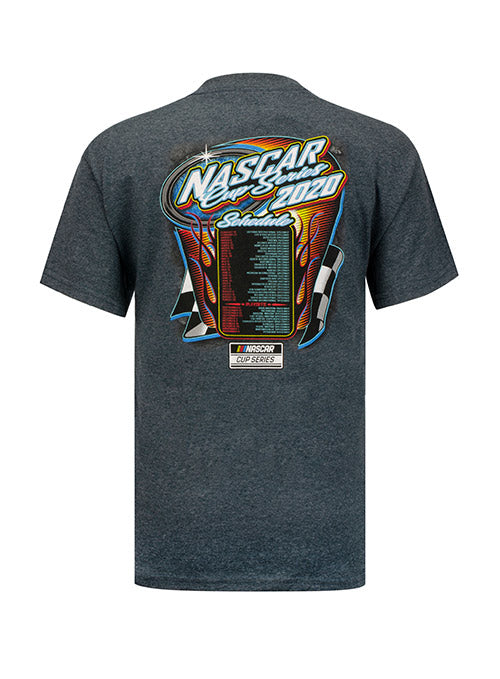 2020 Youth NASCAR Schedule T-Shirt