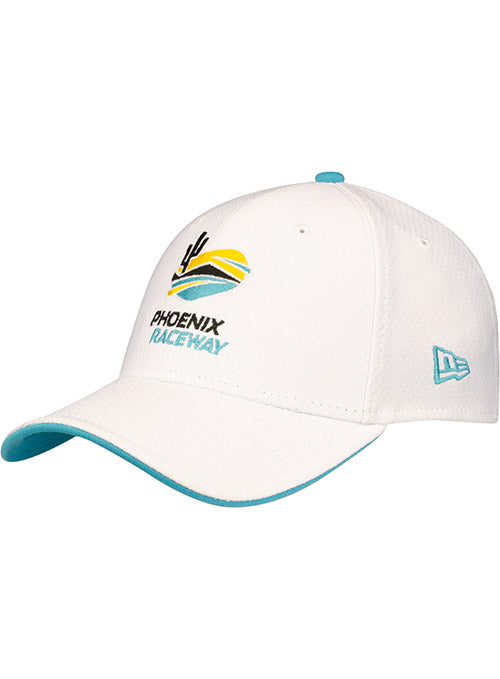 Phoenix Raceway New Era White Flex Hat