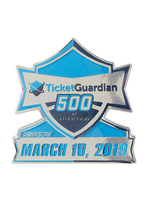 2019 TicketGuardian 500 Hatpin