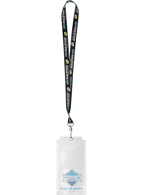 2019 ISM Raceway Event Credential Holder