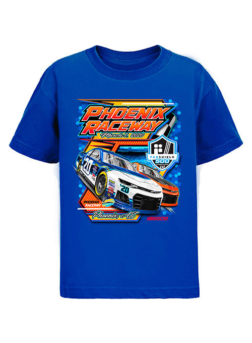 Youth 2020 FanShield 500 Event T-Shirt