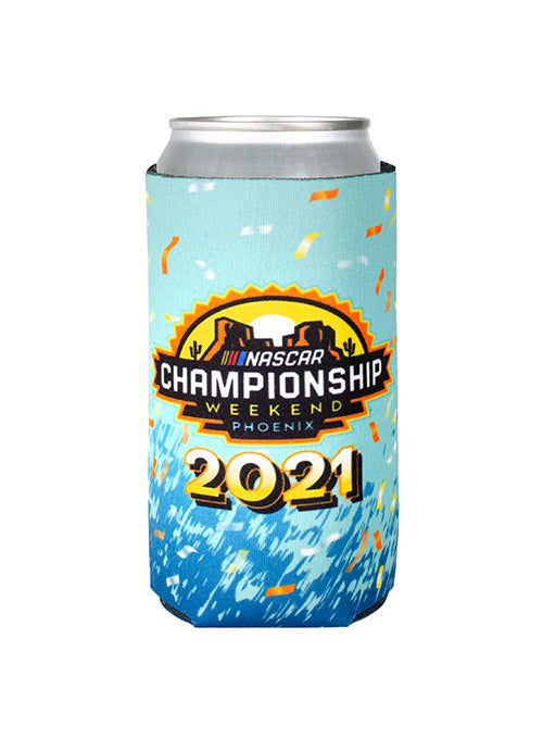 2021 NASCAR Championship 16oz Can Cooler