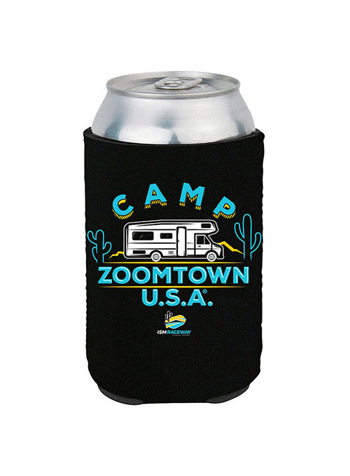 ISM Raceway Camp Zoomtown, U.S.A. Can Cooler